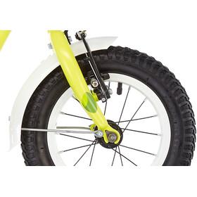 s'cool niXe 12 Steel Kids yellow/green